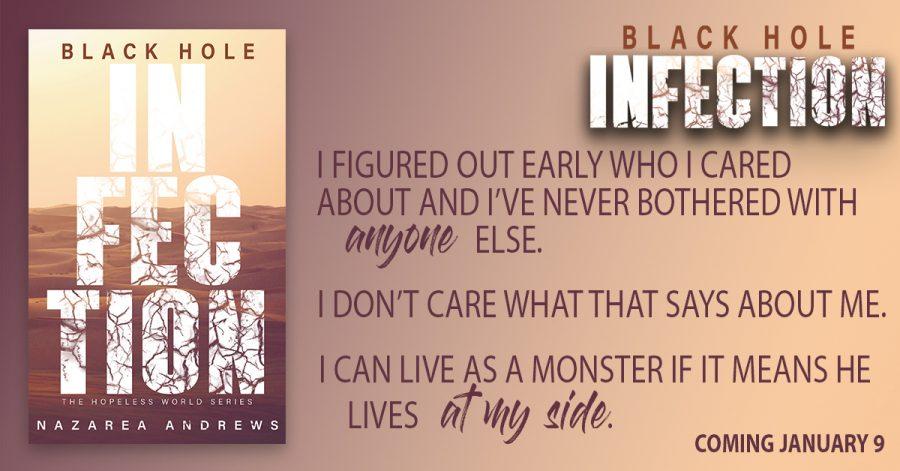 BLACK HOLE INFECTION Teaser