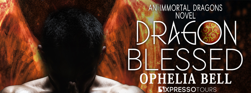 DRAGON BLESSED Cover Reveal