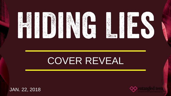 HIDING LIES Cover Reveal