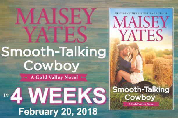 SMOOTH-TALKING COWBOY 4 Weeks