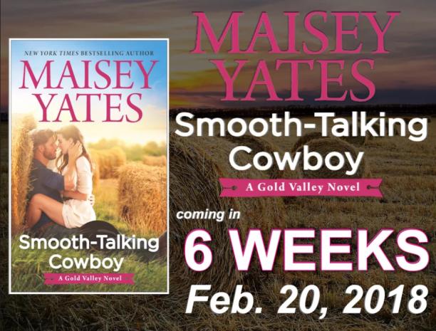 SMOOTH-TALKING COWBOY 6 Weeks