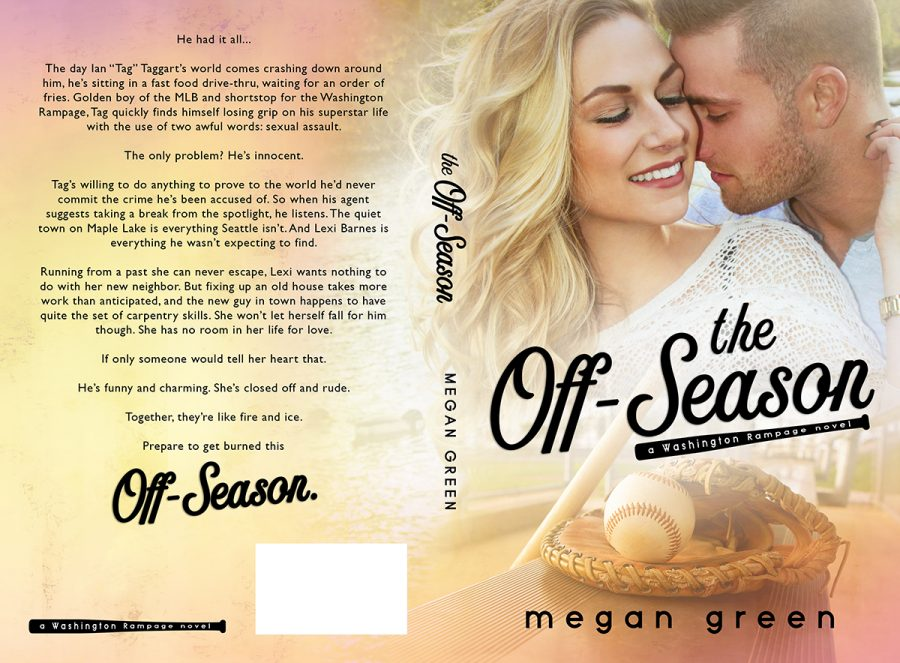 THE OFF SEASON by Megan Green (Full Cover)