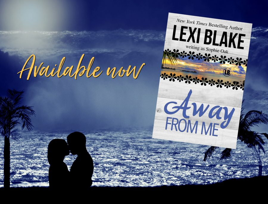 AWAY FROM ME Release Blitz