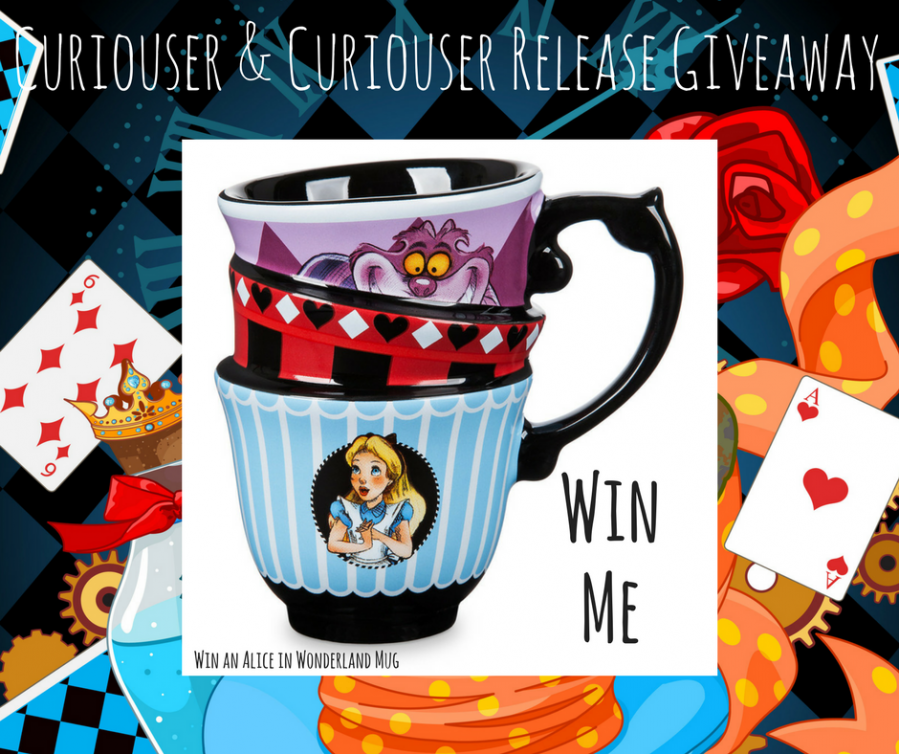 CURIOUSER AND CURIOUSER Giveaway