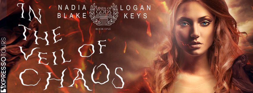 IN THE VEIL OF CHAOS Cover Reveal