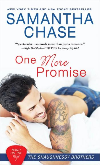 ONE MORE PROMISE (Band on the Run #2) by Samantha Chase