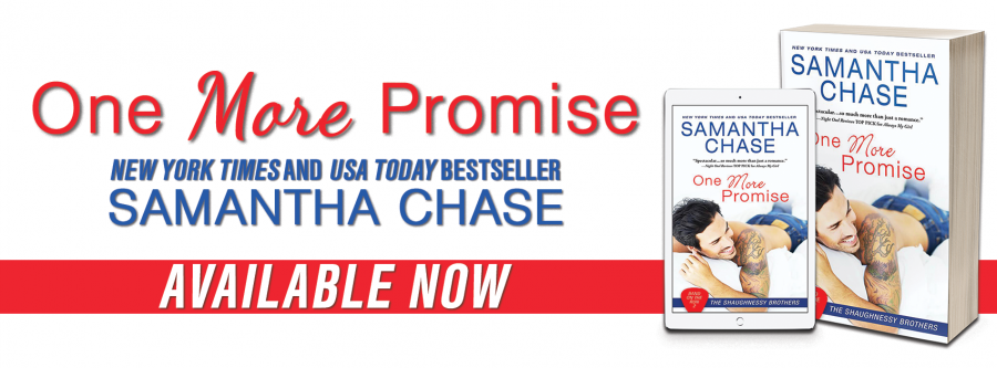 ONE MORE PROMISE Release Day