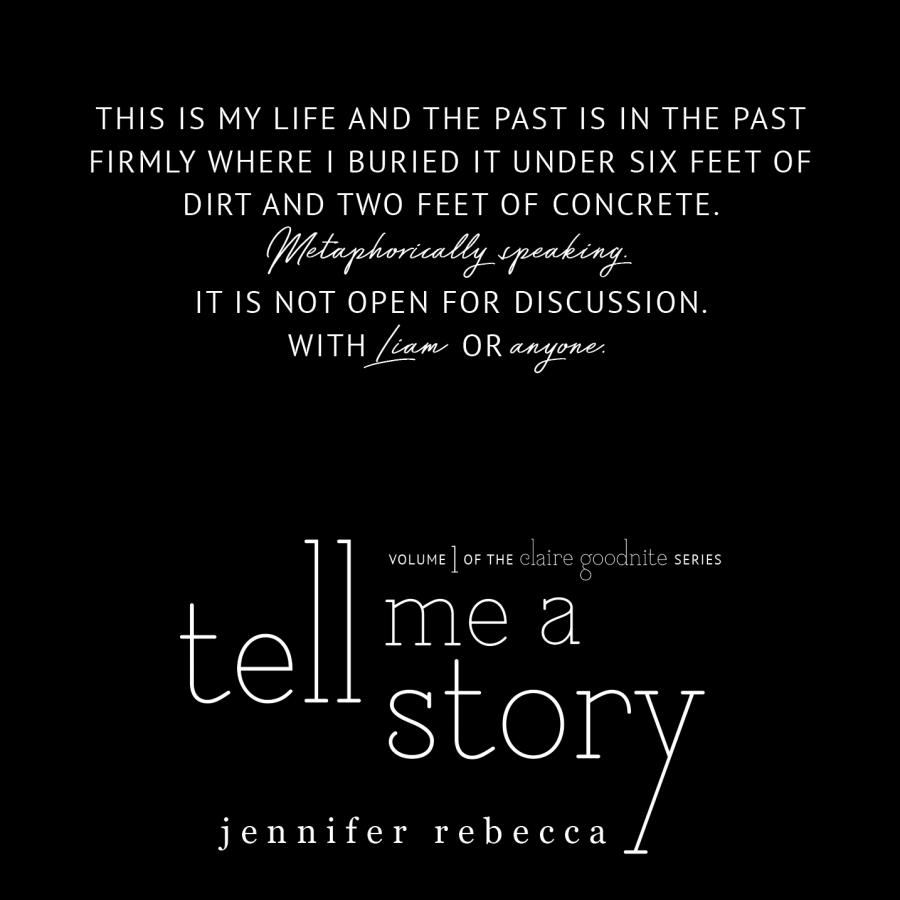 TELL ME A STORY Teaser 1