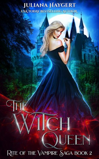 THE WITCH QUEEN (Rite of the Vampire Saga 2) by Juliana Haygert