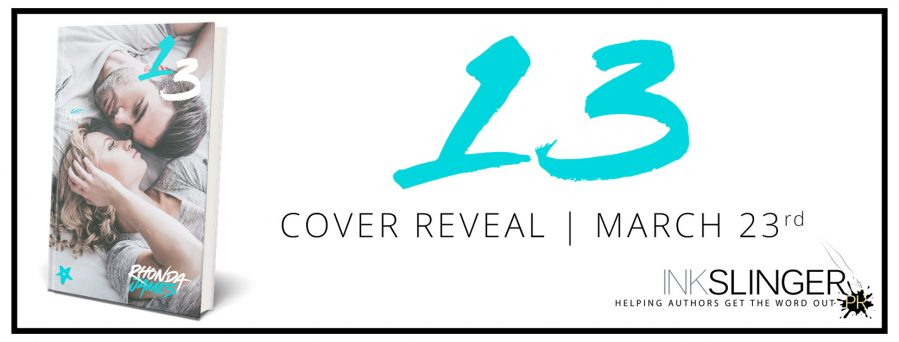 13 Cover Reveal