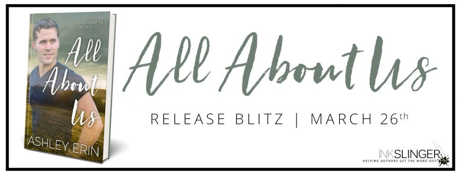 ALL ABOUT US Release Day