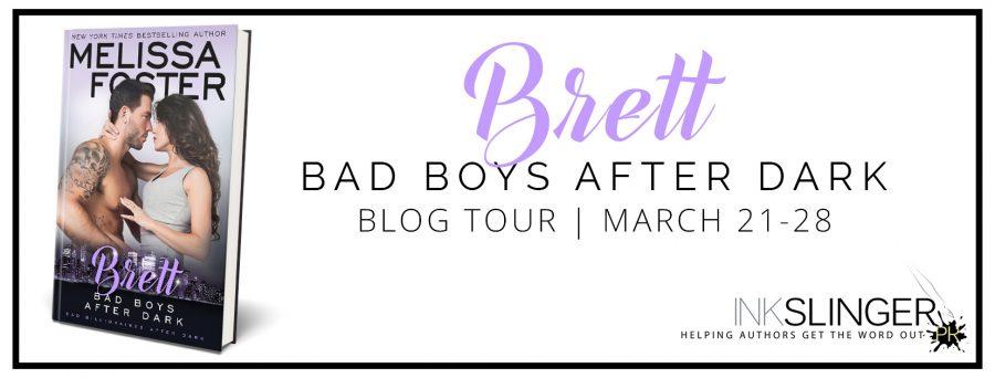 BRETT Blog Tour