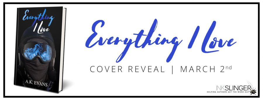 EVERYTHING I LOVE Cover Reveal