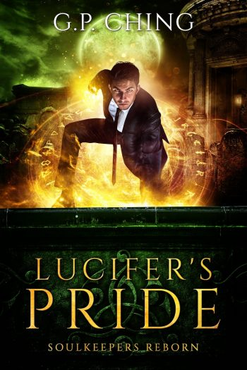 LUCIFER'S PRIDE (Soulkeepers Reborn #3) by G.P. Ching