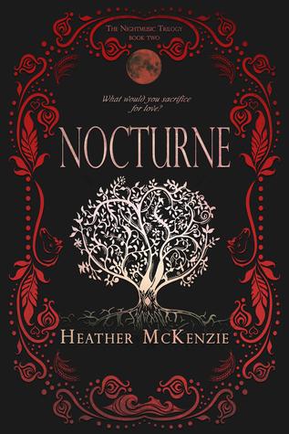 NOCTURNE (Nightmusic Trilogy #2) by Heather McKenzie