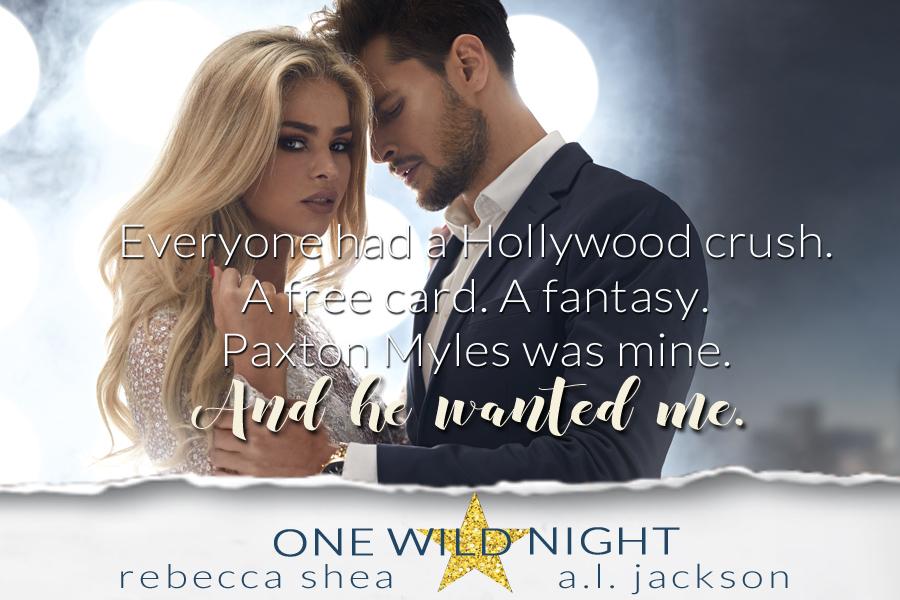 ONE WILD NIGHT Teaser 1