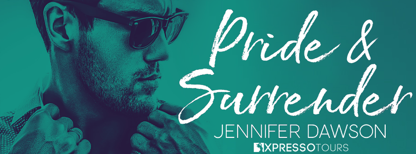 PRIDE AND SURRENDER Cover Reveal