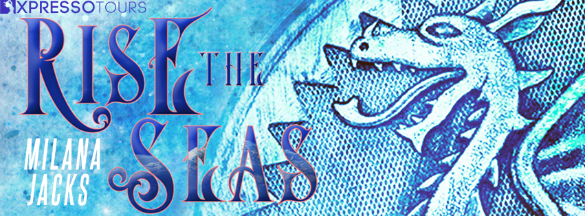 RISE THE SEAS Cover Reveal