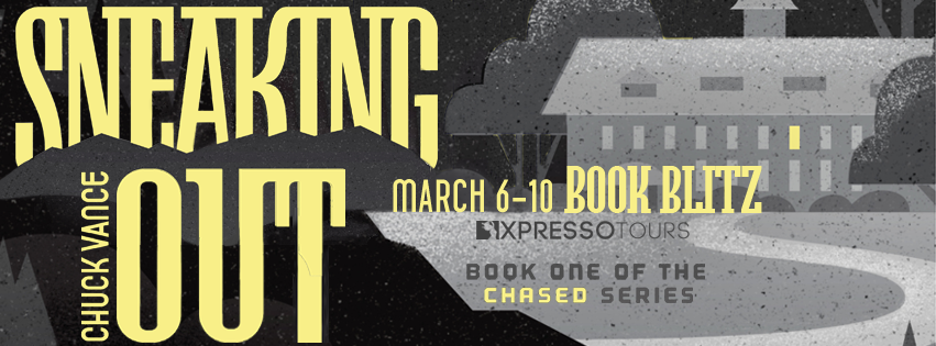 SNEAKING OUT Book Blitz