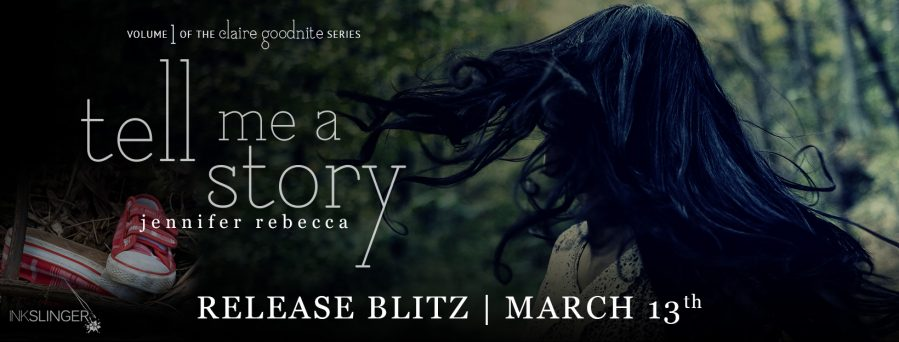 TELL ME A STORY Release Day