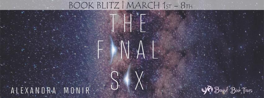 THE FINAL SIX Book Blitz