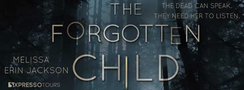 THE FORGOTTEN CHILD Cover Reveal
