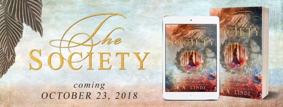 THE SOCIETY Cover Reveal