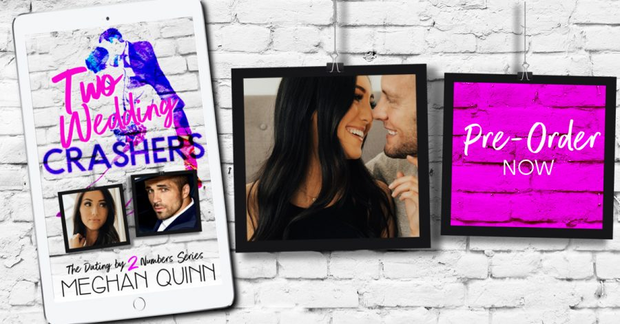 TWO WEDDING CRASHERS Cover Reveal