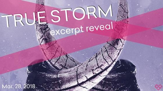 True Storm Excerpt Reveal
