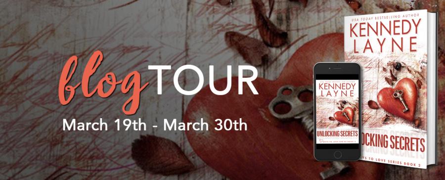 UNLOCKING SECRETS Blog Tour