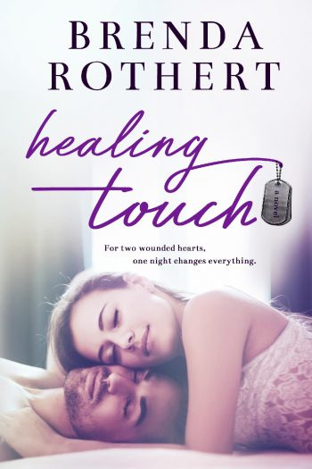 HEALING TOUCH by Brenda Rothert