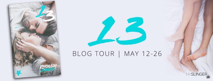 13 Blog Tour