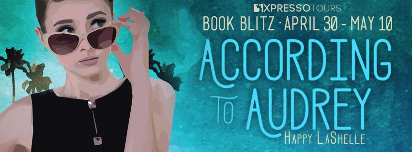 ACCORDING TO AUDREY Book Blitz