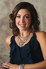Author Karole Cozzo