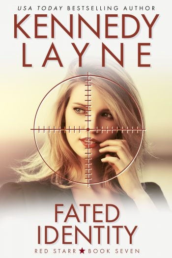 FATED IDENTITY (Red Starr #7) by Kennedy Layne