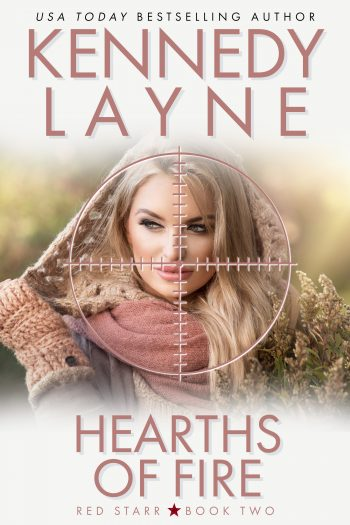 HEARTHS OF FIRE (Red Starr #2) by Kennedy Layne