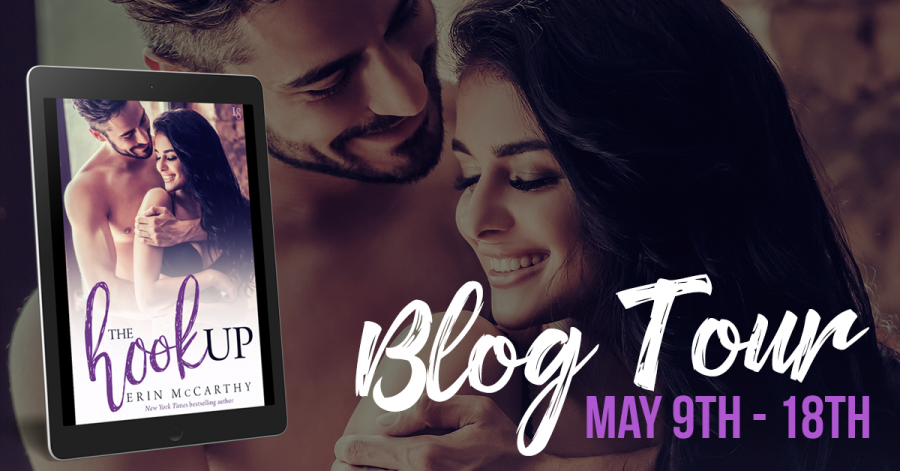 THE HOOKUP Blog Tour