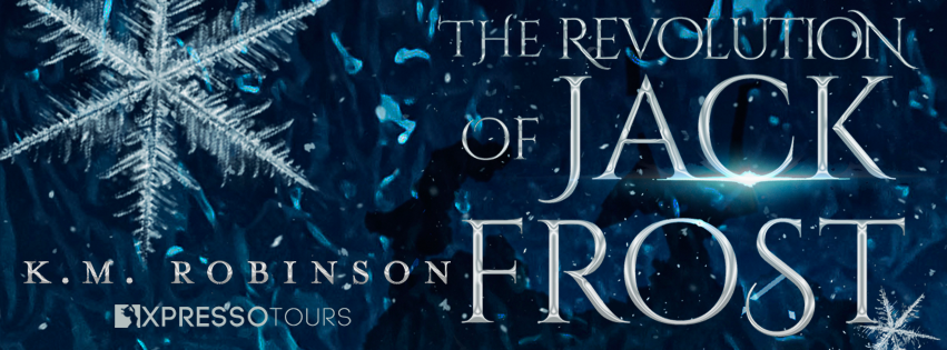 THE REVOLUTION OF JACK FROST Cover Reveal