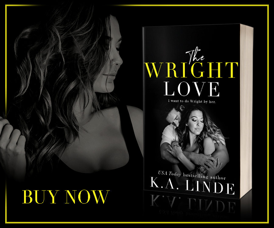 THE WRIGHT LOVE Now Available