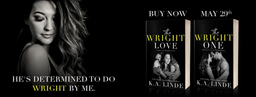 THE WRIGHT LOVE Release Day