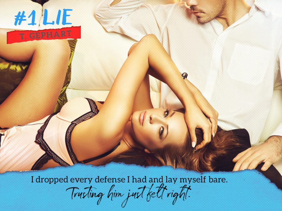 #1 LIE Release Day Teaser 2