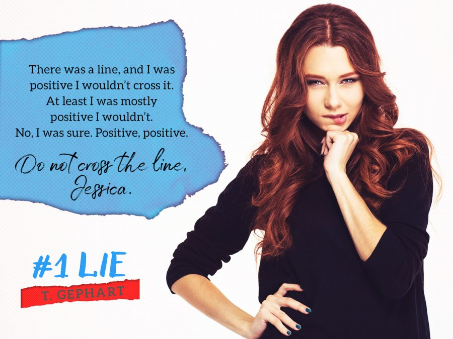#1 LIE Release Day Teaser 3