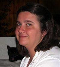 Author Annie Nicholas