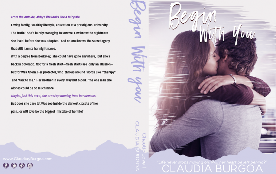 BEGIN WITH YOU (Chaotic Love Duet #1) by Claudia Burgoa (Full Cover)