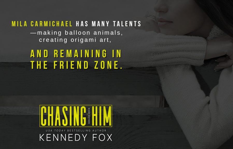 CHASING HIM Teaser