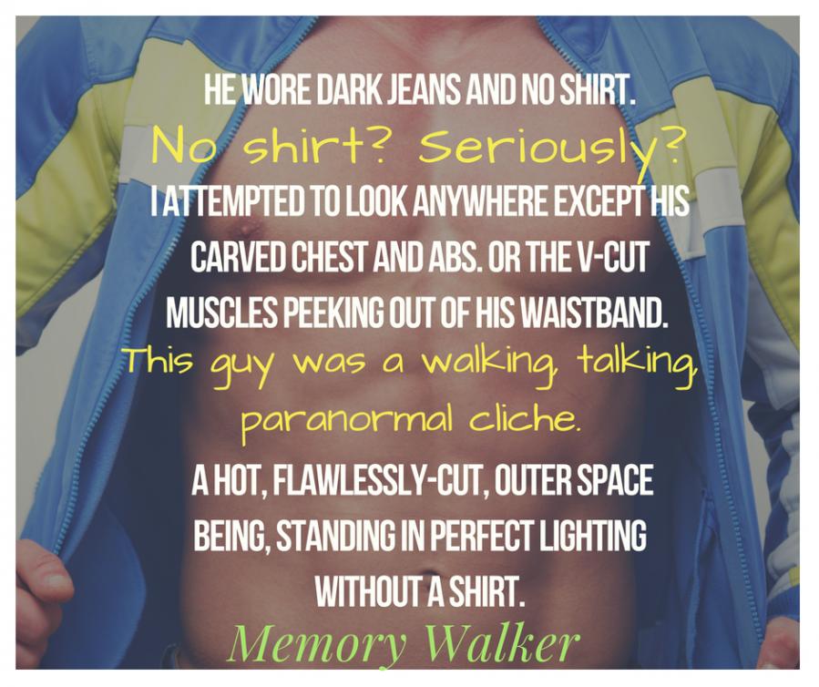 MEMORY WALKER Teaser 1