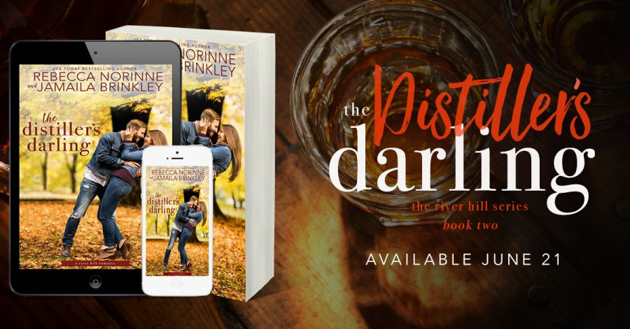 THE DISTILLER'S DARLING Release Day