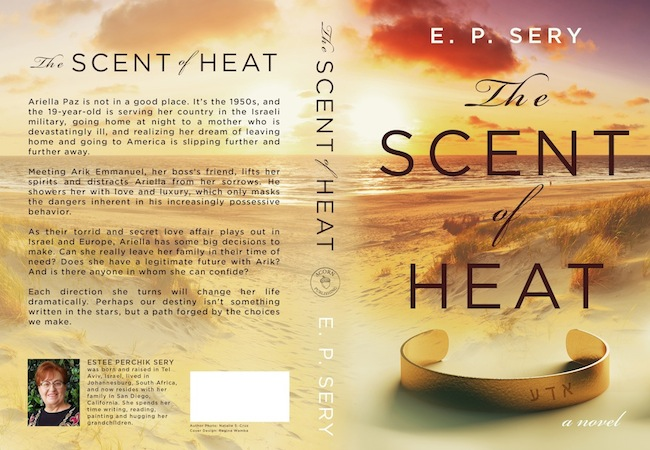 THE SCENT OF HEAT by E.P. Sery (Full Cover)