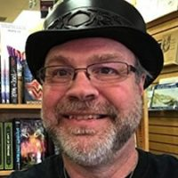 Author Stephen H. Provost