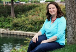 Author Susan Sheehey
